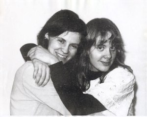 Anne and Annie Laurie, 1976, after founding the Freedom From Religion Foundation.